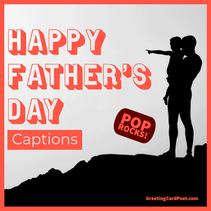 Funny Happy Father's Day captions