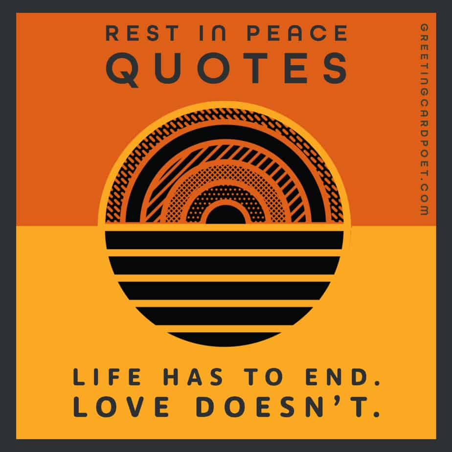 Best Rest In Peace Quotes