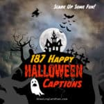 187 Best Halloween Captions